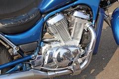 Suzuki intruza motocykl Obrazy Royalty Free