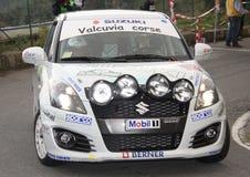 Suzuki jerzyka wiec Sanremo fotografia stock