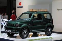 Suzuki Jimny på AMIEN Leipzig Tyskland Arkivfoton