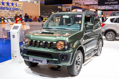 Suzuki Jimny 4x4 car Royalty Free Stock Photo