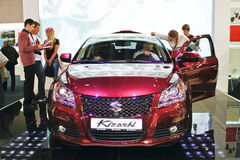 Suzuki Kizashi Royalty Free Stock Photo