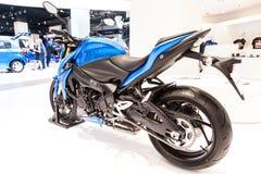 Suzuki naked bike Royalty Free Stock Image