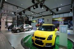 Suzuki pavilion Royalty Free Stock Photo