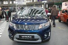 Suzuki przy Belgrade car show zdjęcia royalty free