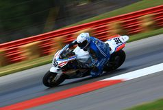Suzuki Racing Stock Image