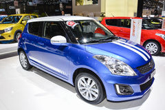 Suzuki Swift Royalty Free Stock Images