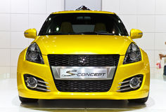 Suzuki Swift s concept Royalty Free Stock Photography