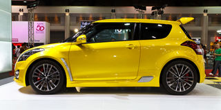 Suzuki Swift s concept Royalty Free Stock Images