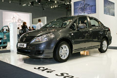 Suzuki SX4 Royalty Free Stock Photo