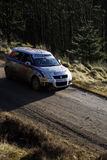 Suzuki Team at Wales Rally GB 2008 Stock Photography