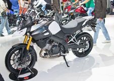 Suzuki V-Strom 1000 Stock Photo