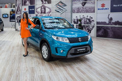 Suzuki Vitara Stock Images