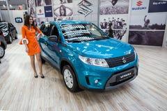 Suzuki Vitara Royalty Free Stock Photography