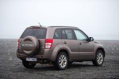 Suzuki Vitara SUV Uroczysty samochód Obrazy Stock