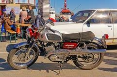 Suzuki 305 w czerwieni Obrazy Stock
