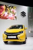 Suzuki A Wind on display Stock Photo