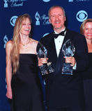 James Cameron,Suzi Amis Royalty Free Stock Photos