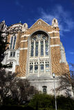 Suzzallo library. Is a building structure replicating of an ancient Gothic church look, which was built in the 1920's, it is located at the University of Royalty Free Stock Photos