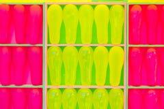 sväller färgrikt lekar Royaltyfri Bild