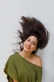 sväng för hår Royaltyfria Bilder