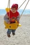 sväng för pojke Arkivfoto