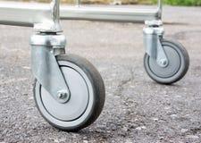 Svängbart hjulhjul Royaltyfri Bild