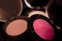 Sväva för makeupskuggor Royaltyfri Foto