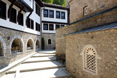 Sv. Jovan Bigorski, old Monastery - Macedonia Royalty Free Stock Photos