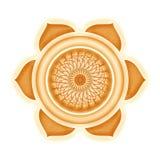 Svadhisthana Chakra Royalty Free Stock Images