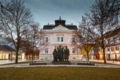 Svala Slovakien royaltyfri fotografi