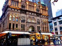 Svalaställe i Sydney arkivfoto