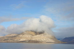 Svalbard Royalty Free Stock Photography