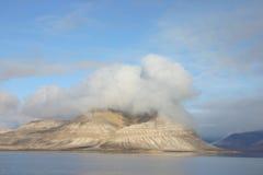 Svalbard royalty-vrije stock fotografie
