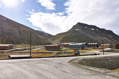 Svalbard island Royalty Free Stock Photo