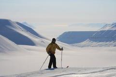 Svalbard Norge Arkivbilder
