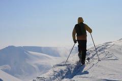 Svalbard Noruega Imagem de Stock Royalty Free