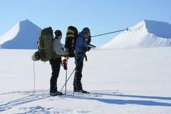 Svalbard Noruega Fotografia de Stock