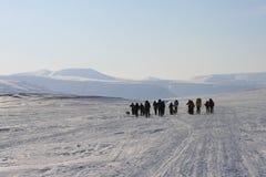 Svalbard Norway Stock Photos
