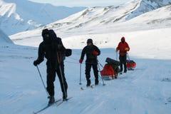 Svalbard Norway Royalty Free Stock Photos