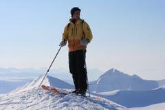 Svalbard Norwegen Stockfotos