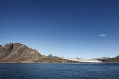 Svalbard panorama Stock Image