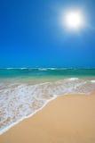 svalla wave för sand royaltyfri foto