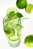svalna drinksommaren Royaltyfria Bilder