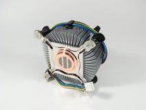 svalnande processorsystem Royaltyfria Foton