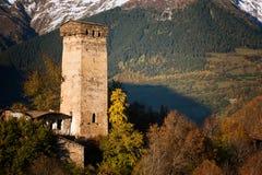 Svan tower Stock Photography