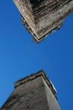 Svan Towers Stock Photos