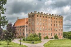 Svaneholm castle in Skane Royalty Free Stock Images