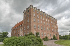 Svaneholm Slott in Skane Stock Photos