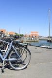 Svaneke on Bornholm Island Royalty Free Stock Images