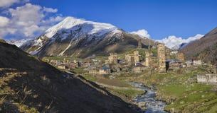 Svaneti 免版税图库摄影